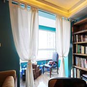 三室一厅客厅飘窗效果图