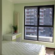 两室一厅卧室窗户装修