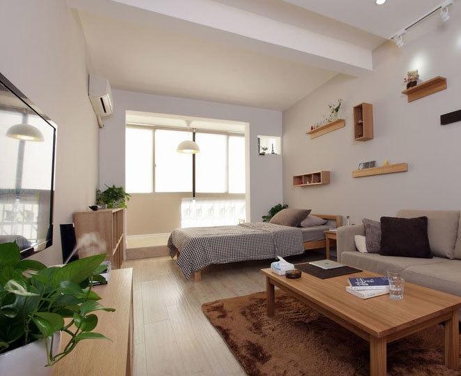 2015独具特色的欧式单身公寓装修效果图鉴赏大全