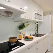 两室一厅简约厨房装饰