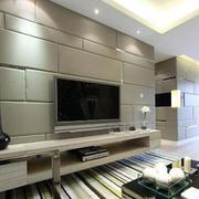 复式楼简约风格电视柜