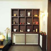 后现代风格书房原木家具