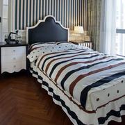 三室一厅美式卧室装修