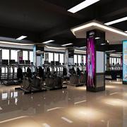 健身房防滑地板设计