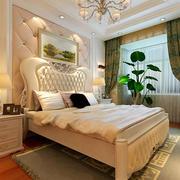 三室一厅欧式卧室装饰