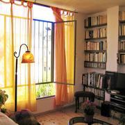 公寓书房飘窗设计