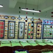 幼儿园休息室墙饰装饰