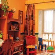 美式简约儿童房装饰