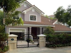 简约风格两层别墅设计