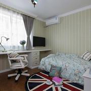 美式别墅卧室装饰