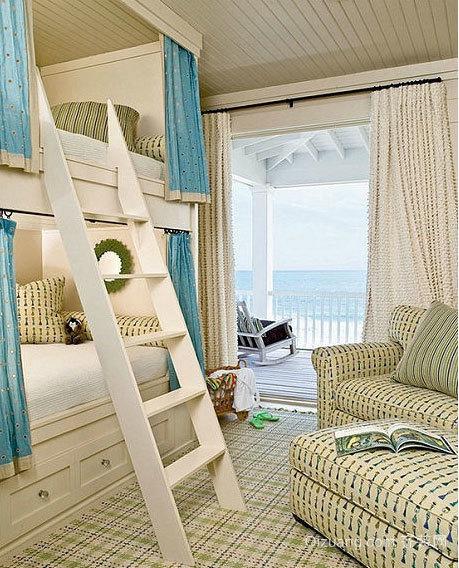 经典造型:生机勃勃的大户型儿童卧室装修效果图大全