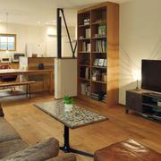 小户型日式客厅装饰