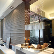 120平米客厅吧台装饰