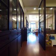 三室一厅欧式整体橱柜效果图