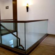 中式简约风格楼梯效果图