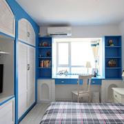 地中海风格婚房儿童房设计