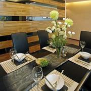 120平米餐厅装饰图