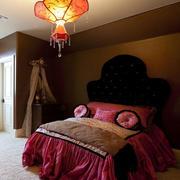 欧式卧室吊顶装饰
