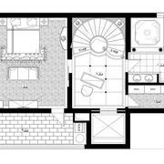 欧式风格别墅效果图设计