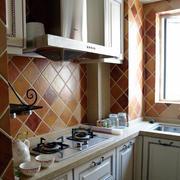 简约L型厨房设计