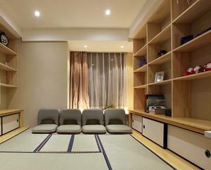 120平米大户型精致卧室榻榻米装修效果图鉴赏