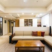 商品房简约风格沙发设计
