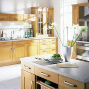 三室一厅欧式简约风格厨房