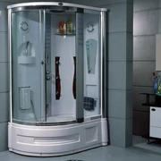 卫生间独立淋浴装饰