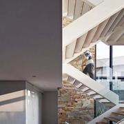 复式楼创意楼梯效果图