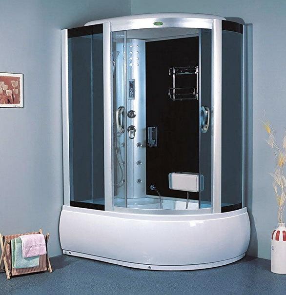 生活必不可少的卫生间整体淋浴房装修效果图