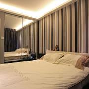 婚房简约风格卧室装饰