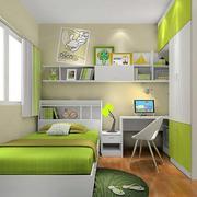 复式楼简约小户型儿童房展示图