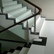 楼梯简约风格瓷砖装饰