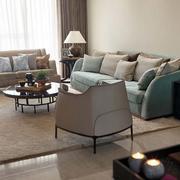 商品房简约沙发装饰