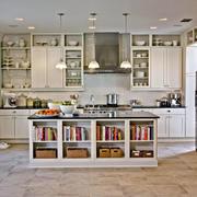 混搭风格创意厨房效果图