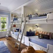美式儿童房简约吊顶