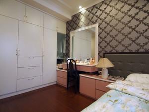 三室一厅卧室衣柜装饰