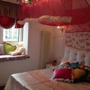 婚房卧室墙贴设计