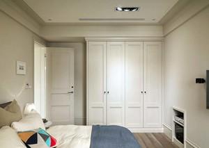 呈现生活的纯净典雅 简欧自住型商品房家装效果图