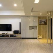 商品房简约风格客厅设计