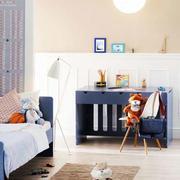 北欧清新风格儿童房装饰