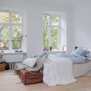 小户型北欧风格卧室装饰
