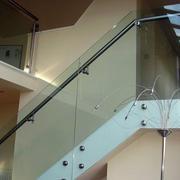 大型复式楼楼梯效果图