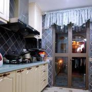 韩式小户型厨房装饰