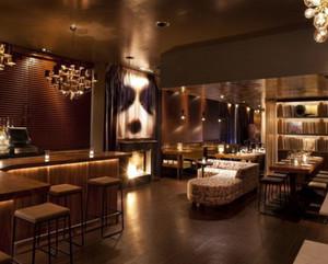 餐饮空间:3万元日式寿司店装修效果图赏析