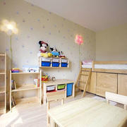 欧式简约风格婚房婴儿室装修