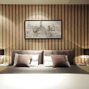 小户型卧室石膏板背景墙