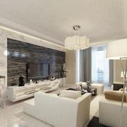 现代化客厅设计装饰