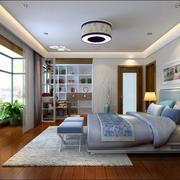 中式别墅卧室装修设计