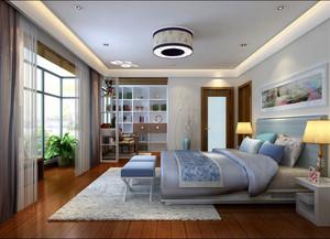 怀旧、随意的混搭风格三层小别墅装修设计